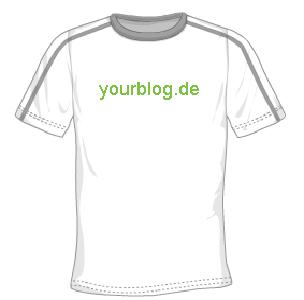 Shirt zu gewinnen
