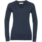 Werbemittel Ladies' V-Neck Knitted Pullover